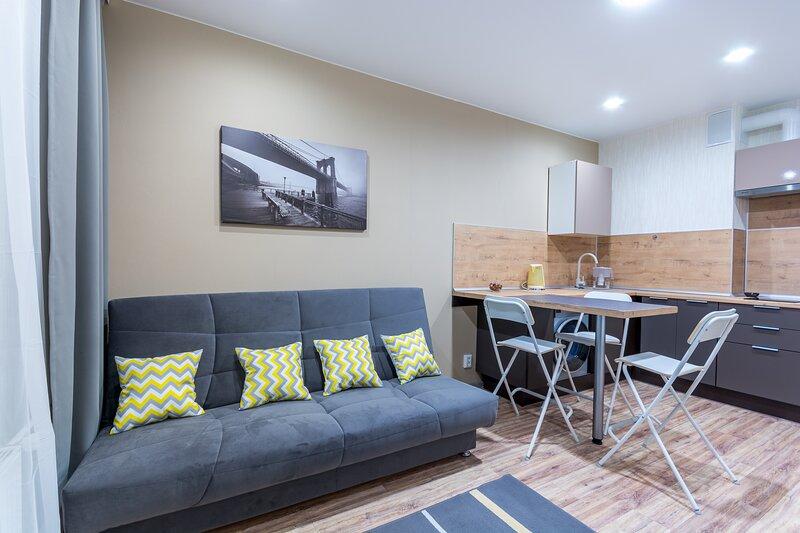 Apartment on Kotlyarova 32, casa vacanza a Krasnodar