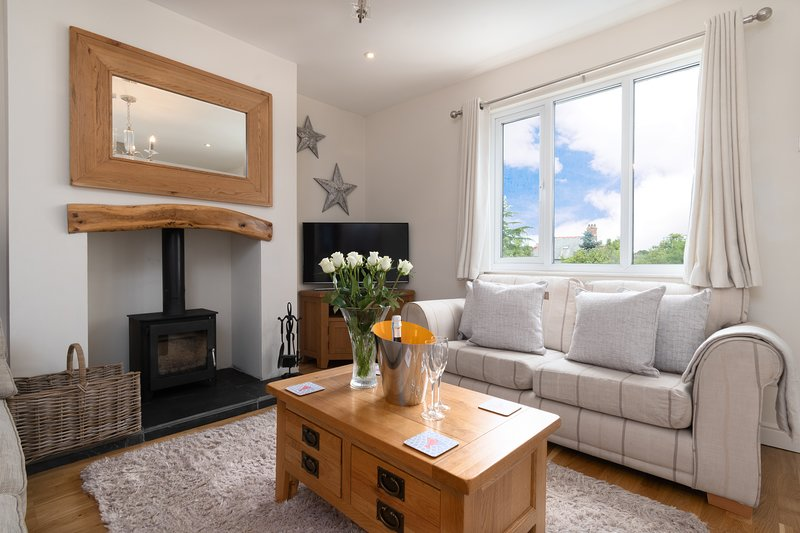 NEW - Puffin Cottage, vacation rental in Conwy
