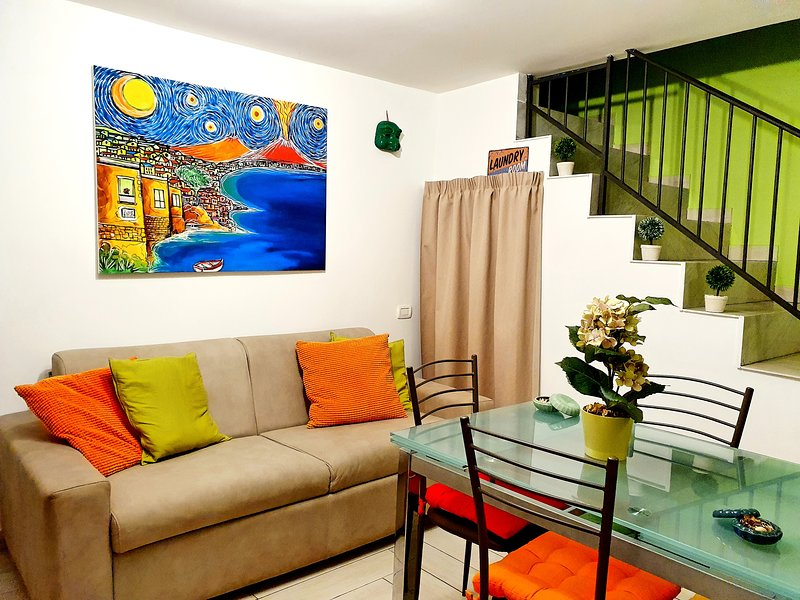 MAISON ZAZA', holiday rental in Naples