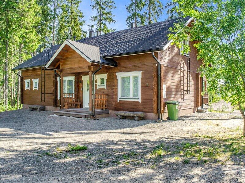 Villa valo, holiday rental in North Karelia