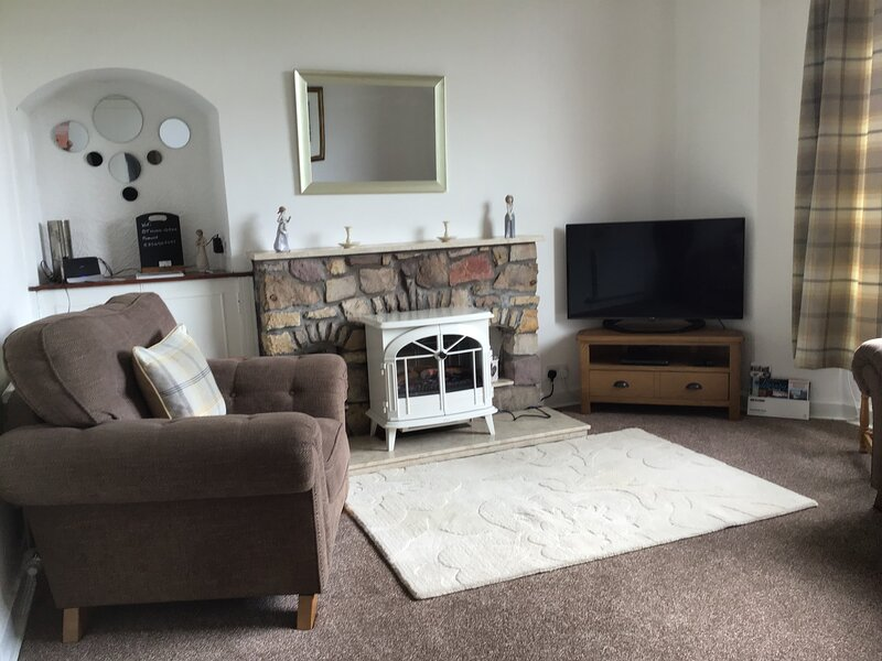 Country cottage 2 miles from St Andrews town, location de vacances à Boarhills