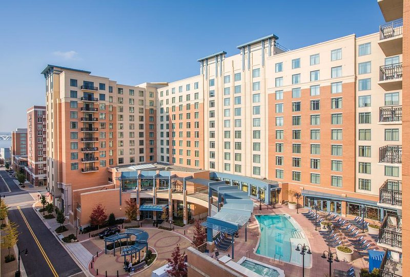 National Harbor One Bedroom Deluxe, holiday rental in Fort Washington