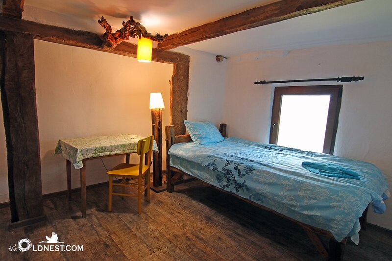 The Old Nest, Hide room, holiday rental in Haskovo Province