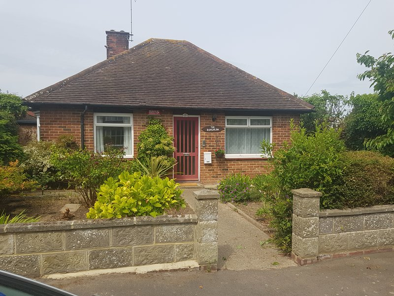 Cosy Detached Property near the sea, vacation rental in Birchington