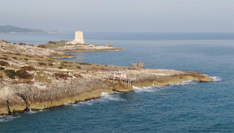 La dimora dei pescatori, casa vacanza a Spiaggia Scialmarino