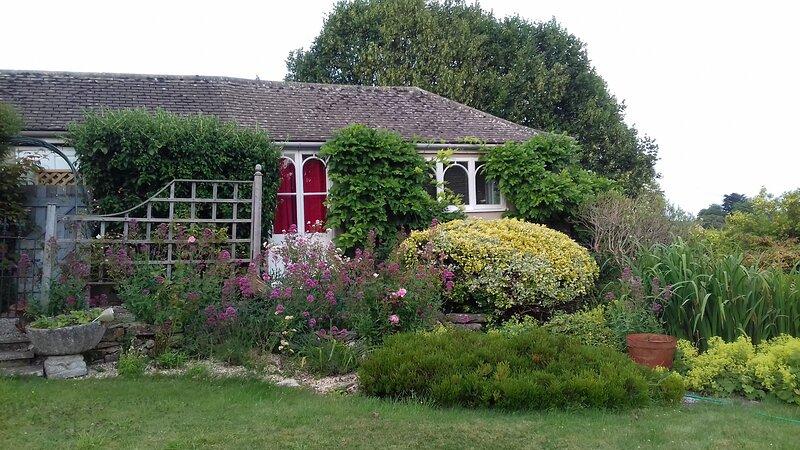 Wisteria Studio, casa vacanza a Stroud