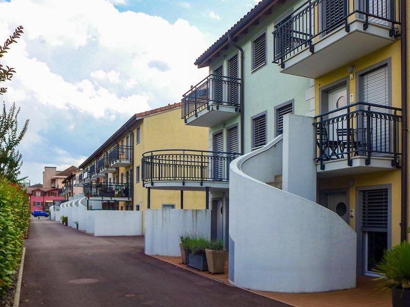 Résidence Tasman S16/2, location de vacances à Saint-Légier-La Chiésaz
