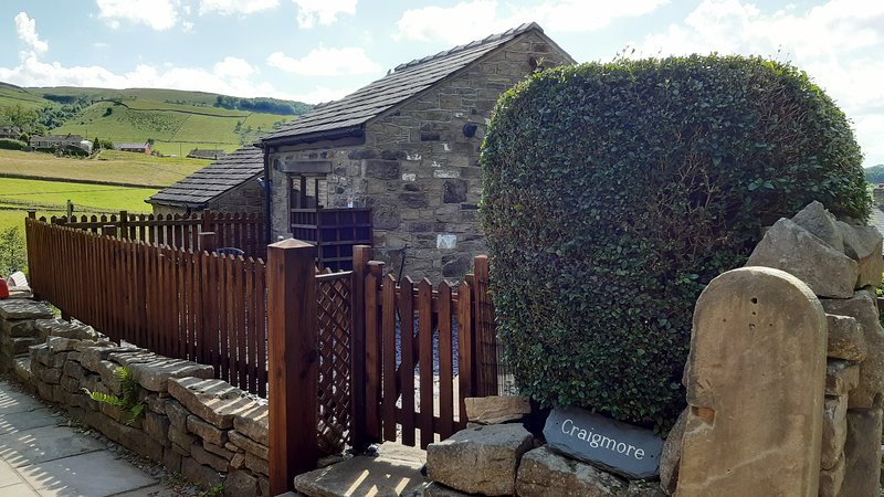 Craigmore Cottage, Hayfield, location de vacances à New Mills