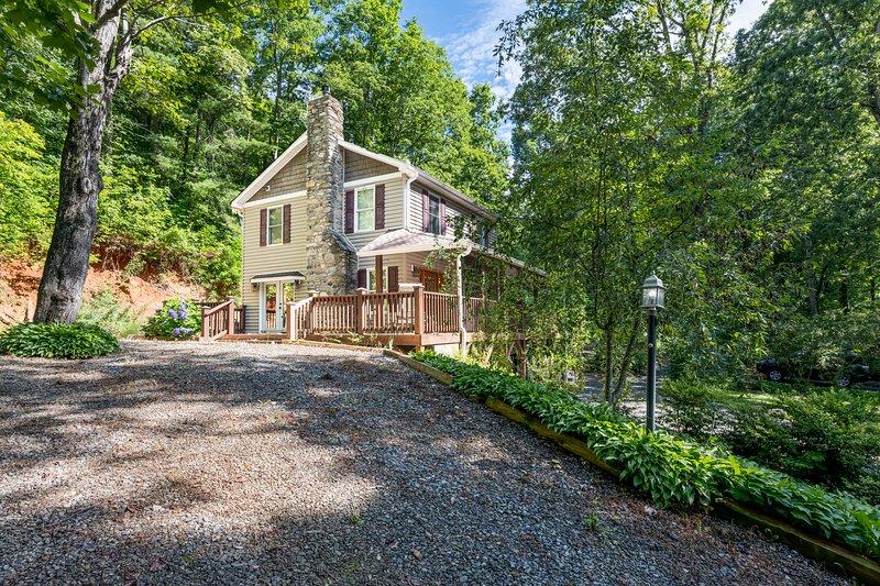 abbysmtnrentals, holiday rental in North Carolina Mountains