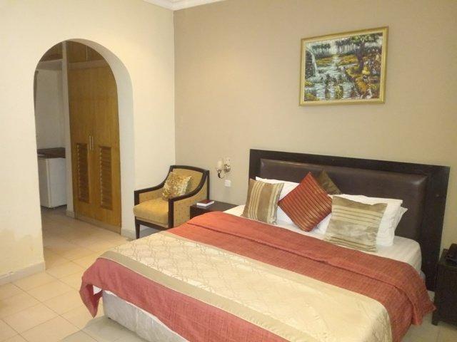 1 bedroom luxury apartments in Iyaganku GRA Ibadan, holiday rental in Oyo State