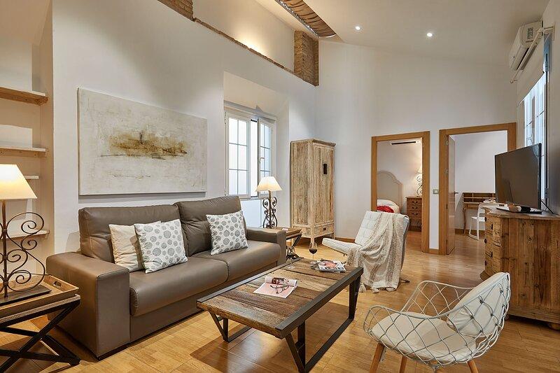 2 bedrooms apartment - Plaza de la Constitución - Lodgingmalaga, vacation rental in Malaga