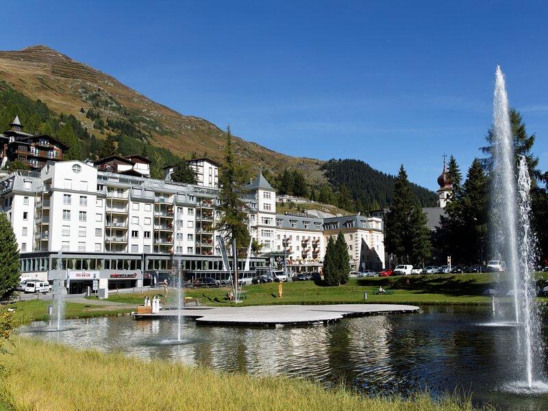 Seehof 232, alquiler de vacaciones en Klosters