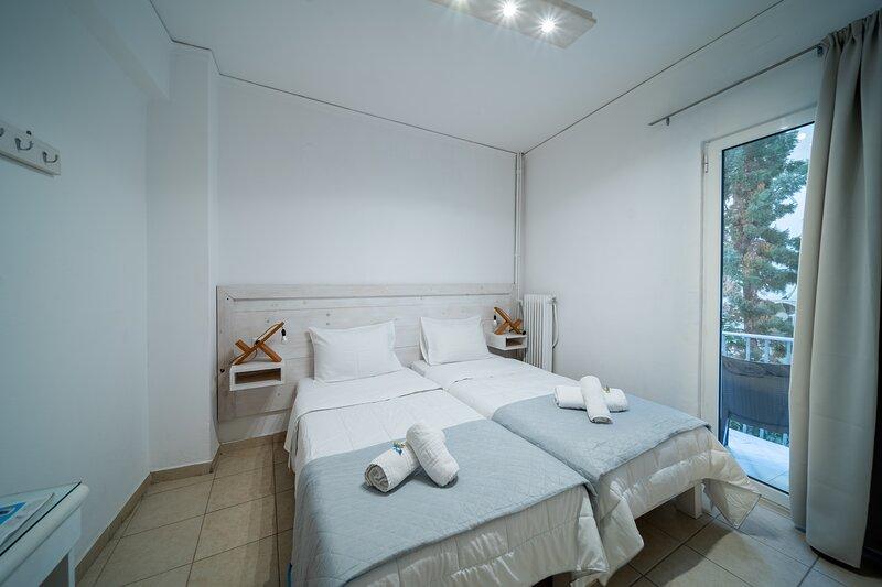 City Center Studios H9, holiday rental in Nea Alikarnassos