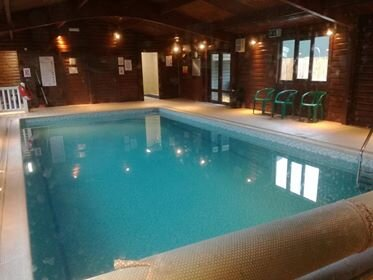 Amazing chalet with shared pool, holiday rental in Barmston