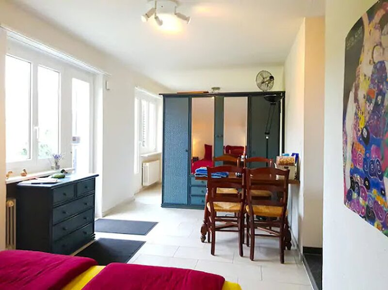 Zurich Airport Studio Loft 33m2, free parking. 10 min away from the Airport, holiday rental in Winterthur