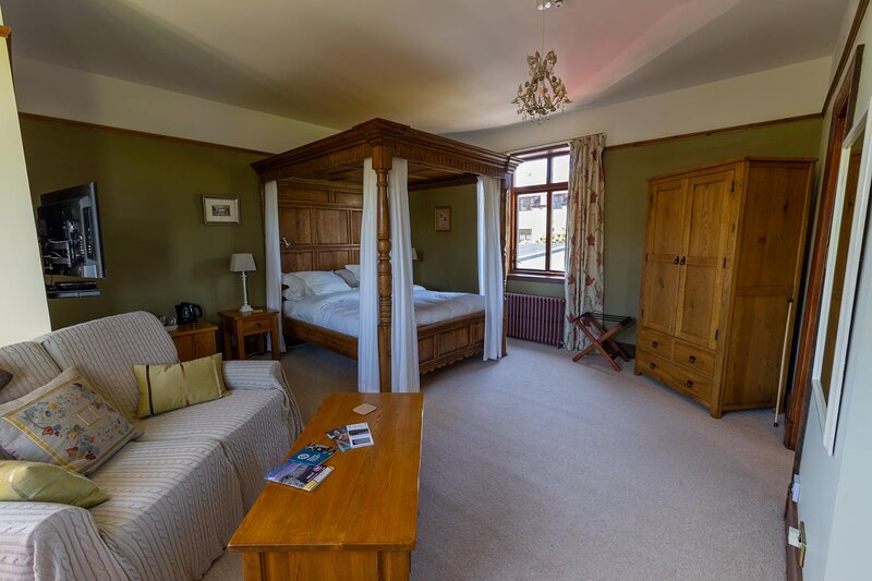 Castle Garden, holiday rental in Scalloway