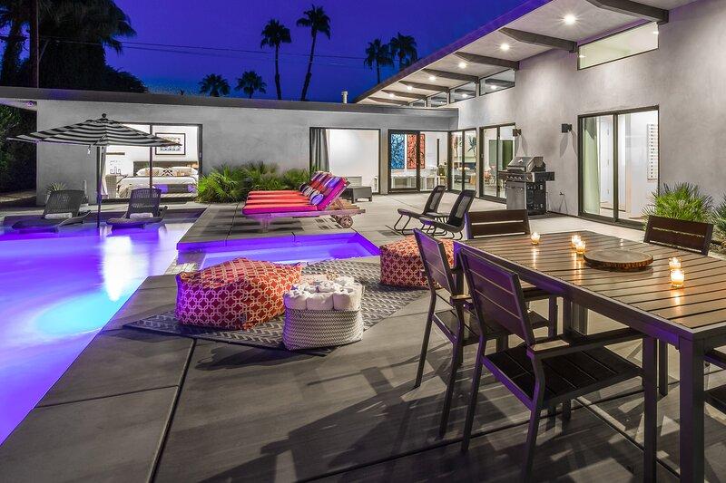 Palms at Park, Villa 14, holiday rental in Palm Springs