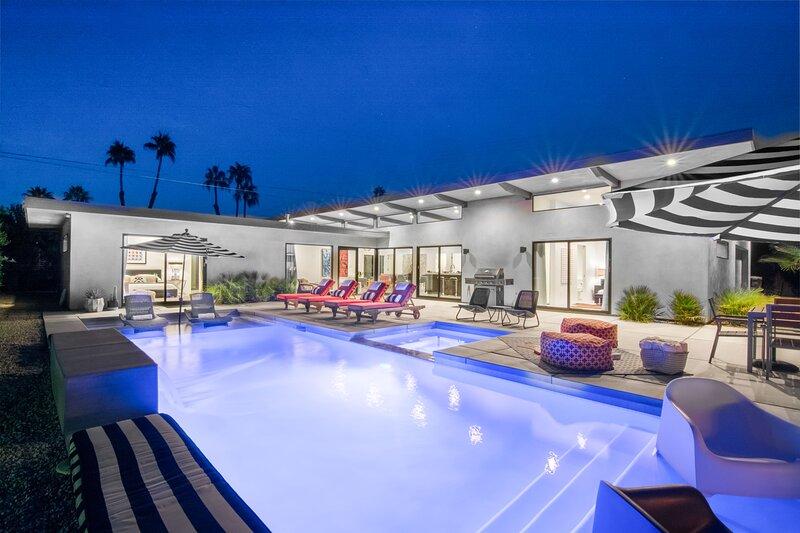 Palms at Park, Villa 70, holiday rental in Palm Springs