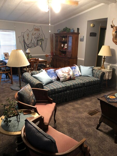 Spring Creek Cottage, vacation rental in Donalsonville
