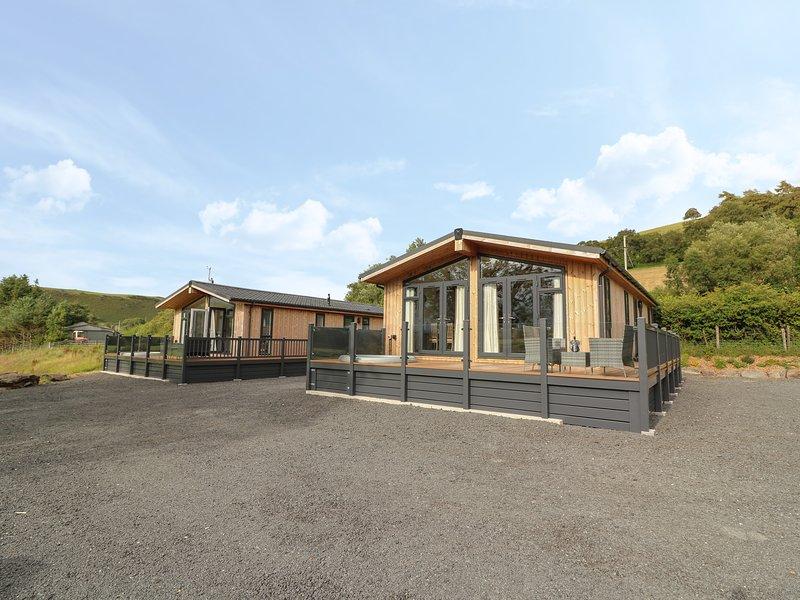 Hazel Lodge, Llangurig, vacation rental in Pant-y-Dwr