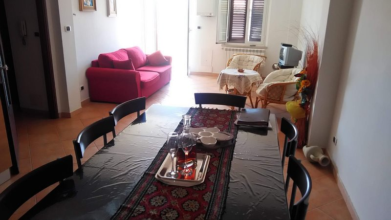 Domus Giuseppe, vacation rental in Sant'Angelo Limosano