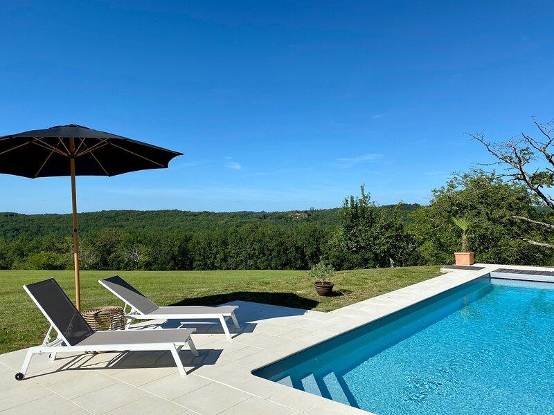 Domaine de Cazal, Gîte & Chambres d'Hôtes en Périgord Noir, vacation rental in Mouzens