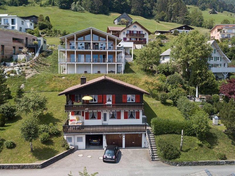Apartment Bergdohle, alquiler vacacional en Reichenburg
