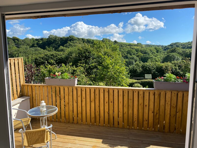 Pretty 1 bed modern cottage close to Ilfracombe and Woolacombe, holiday rental in Lee