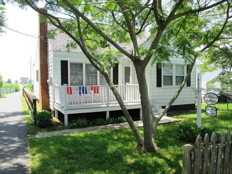 Mimosa Cottage on Tangier Island, holiday rental in Reedville