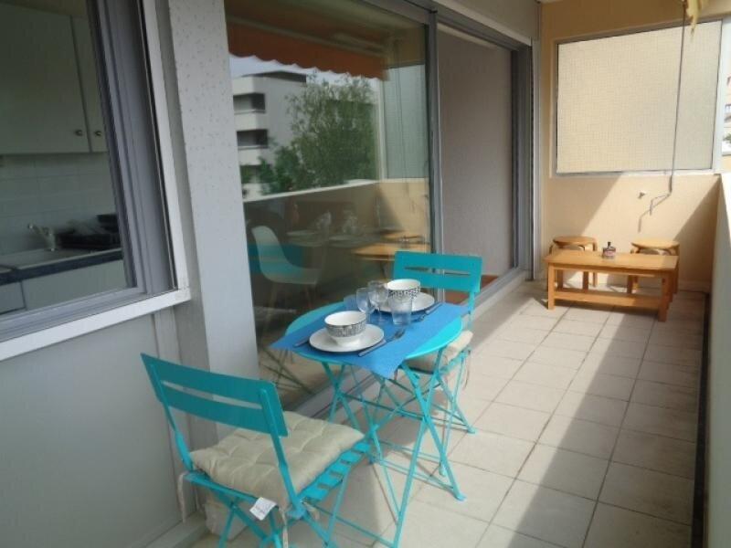 Jolie T2 avec Terrasse Sud et Accès direct plage et parking, vacation rental in Arcachon