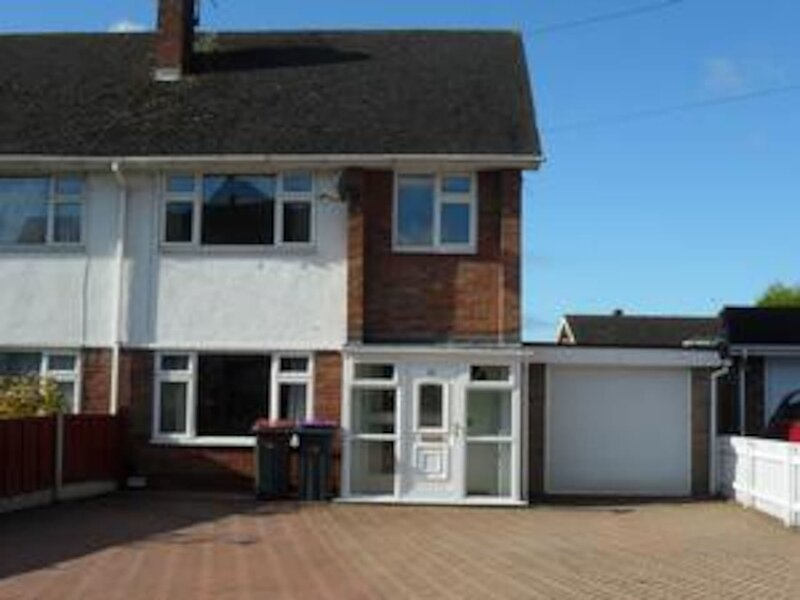 4-Bed House in Newport, holiday rental in Edgmond
