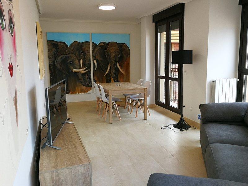 Apartamentos Gran Socaire de Noja, vacation rental in Hazas de Cesto