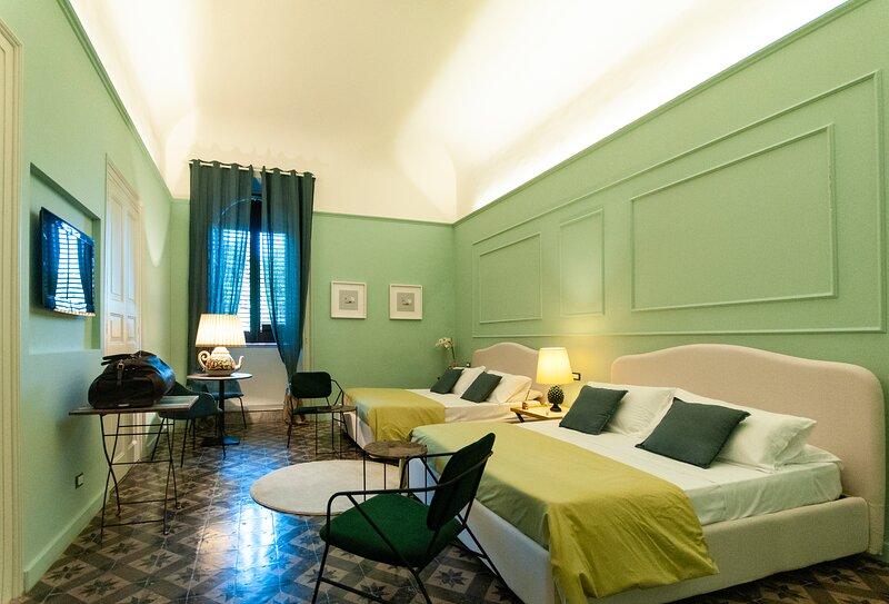 I PRINCIPI DI CASADOR HOUSE HOTEL MILAZZO SICILY ITALY, holiday rental in Torregrotta