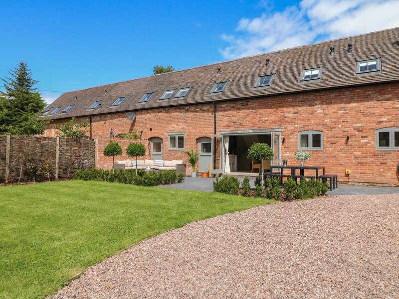 Upper Barn, Great Haywood, casa vacanza a Lichfield