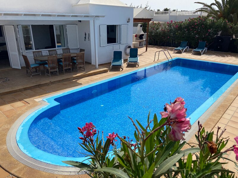 Casa Jemma, Playa Real, vacation rental in Playa Blanca