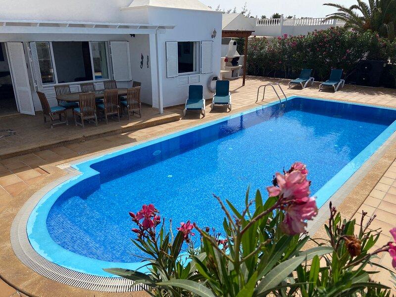 Casa Jemma, Playa Real, vacation rental in Lanzarote