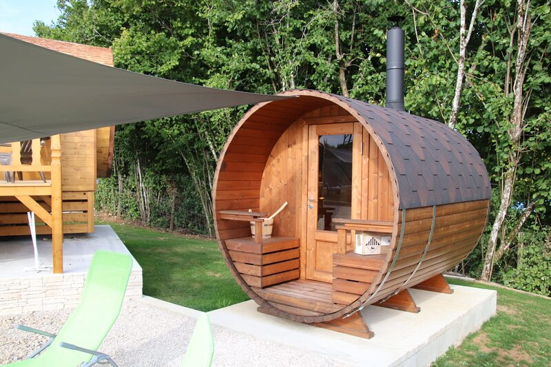 L'Insolite Jurassienne - Roulotte, holiday rental in Clairvaux-les-Lacs