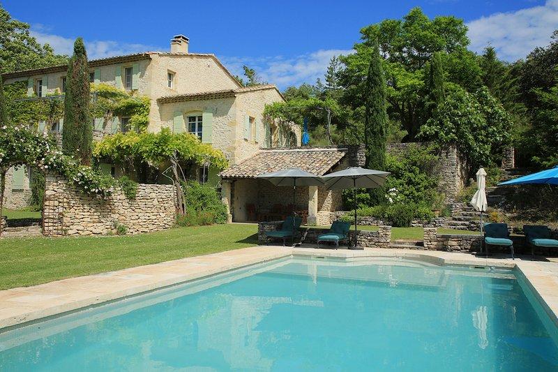 Mas de Bonnieux, holiday rental in Bonnieux en Provence