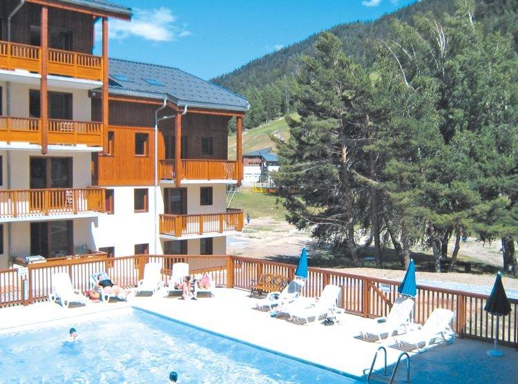 Vacances à la montagne : station la NORMA  6 couchages, holiday rental in Villarodin-Bourget