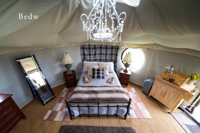 Bedw Snowdonia Glamping, location de vacances à Bangor