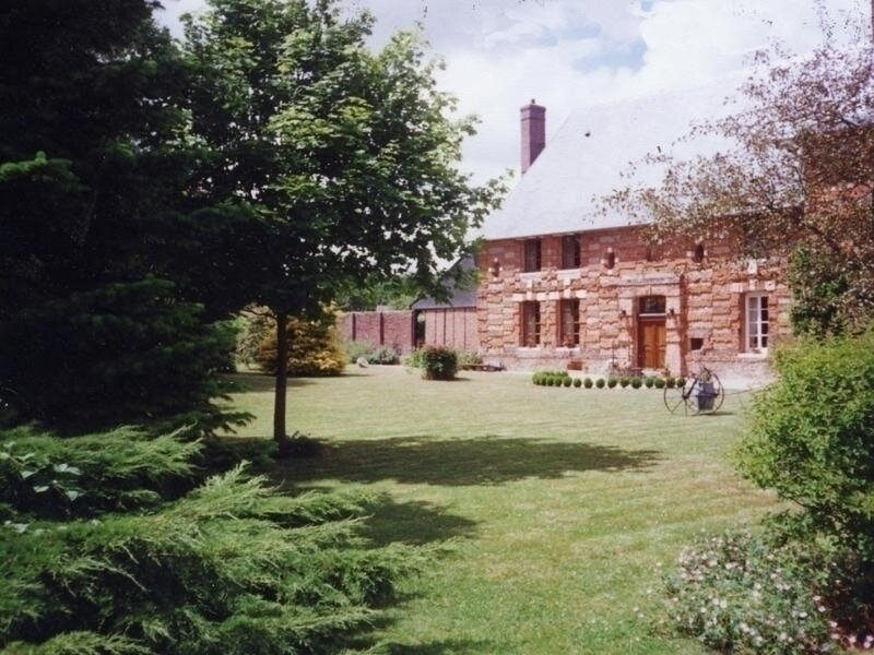 Le Manoir du Bourgueil, vacation rental in Saint-Vaast-d'Equiqueville