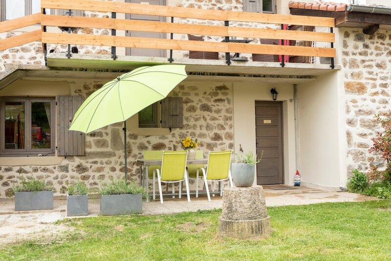 Chambre des Comtes, holiday rental in Saint-Julien-d'Ance