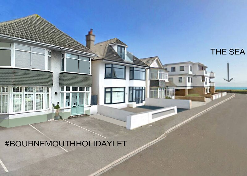 BOURNEMOUTHHOLIDAYLET - close to sea front, alquiler vacacional en Bournemouth