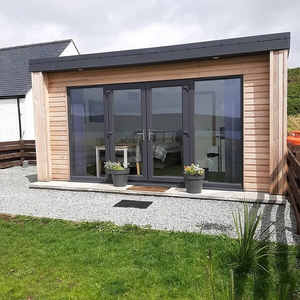 Lampay Chalet 1 Self Catering, Ferienwohnung in Dunvegan