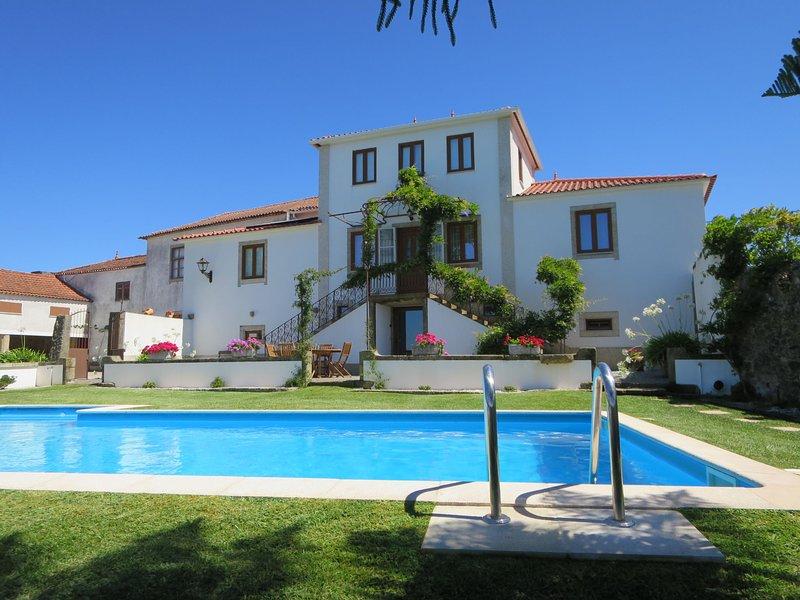 Pena (BQR100), holiday rental in Travassos