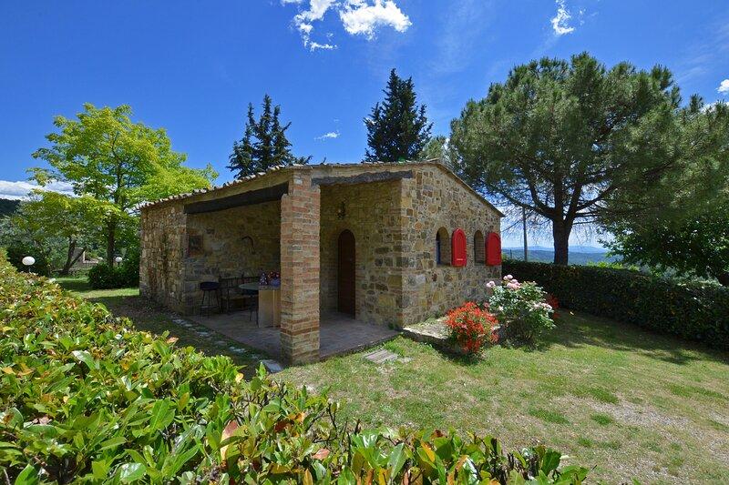 La Badia 2, location de vacances à Badia a Passignano