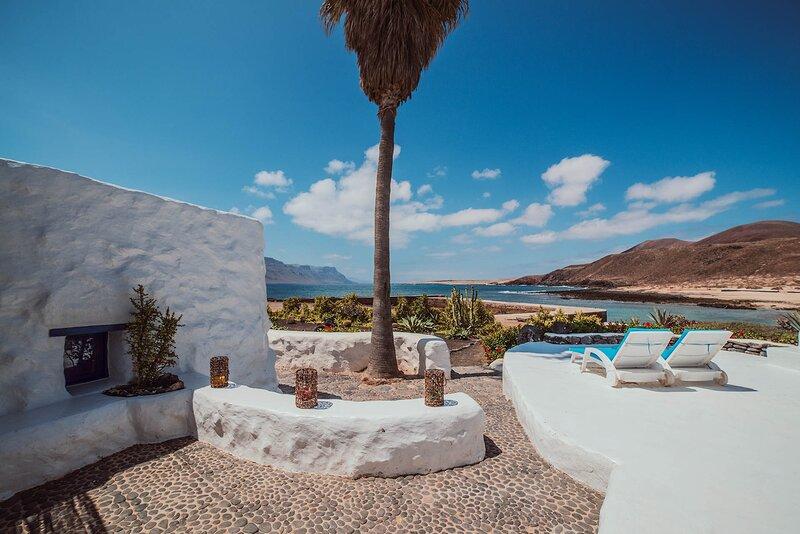 Seaside Villa in La Graciosa, alquiler vacacional en La Graciosa