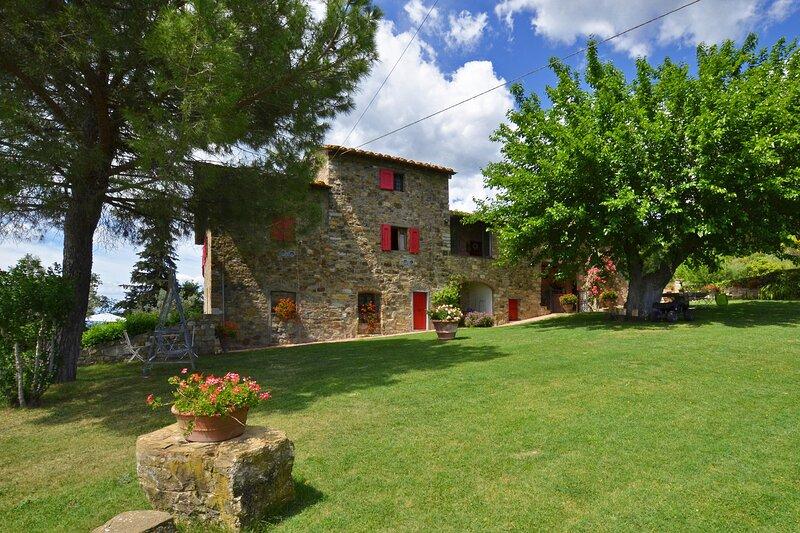 La Badia 3, location de vacances à Badia a Passignano