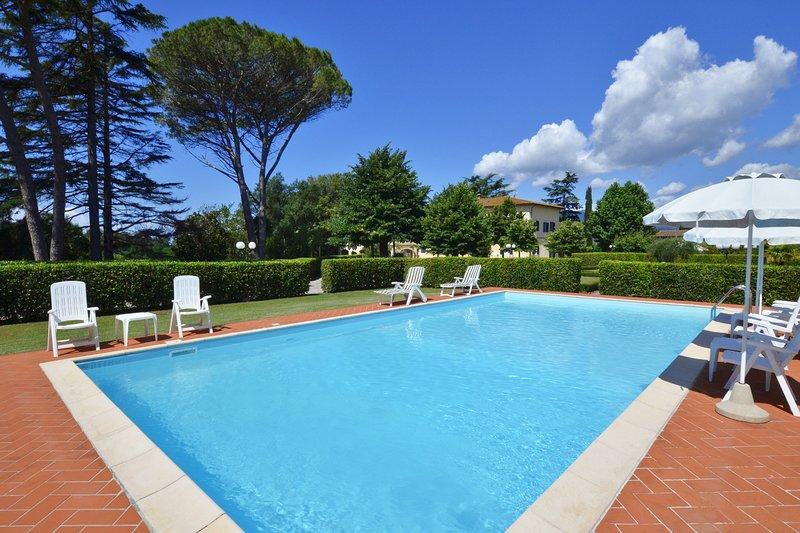 Villa Lisa, casa vacanza a Bientina