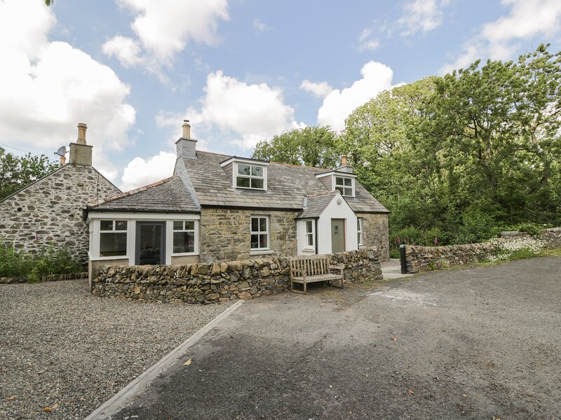 The Smithy Cottage, Wigtown, casa vacanza a Wigtown